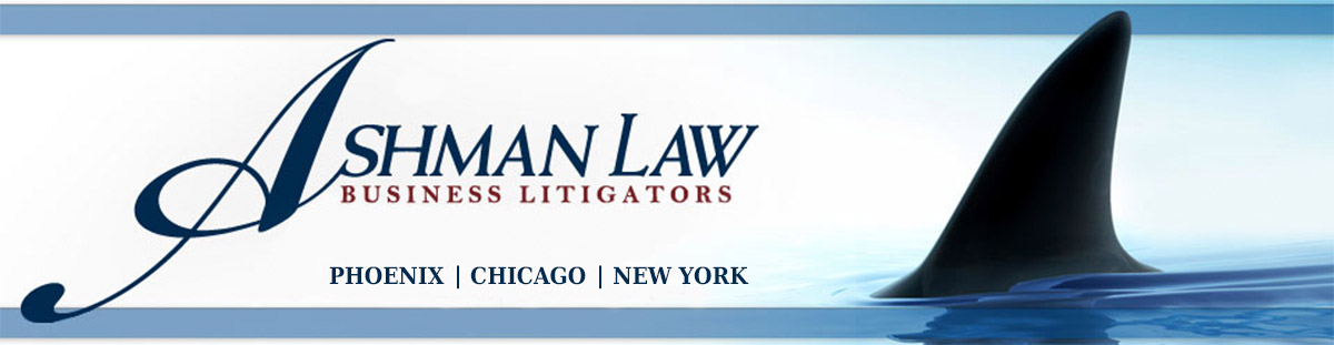 Ashman Law Offices, LLC logo
